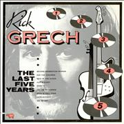 Click here for more info about 'Rick Grech - The Last Five Years'