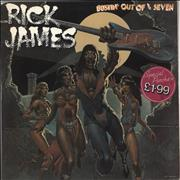Click here for more info about 'Rick James - Bustin' Out Of L Seven'