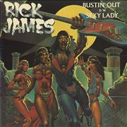 Click here for more info about 'Rick James - Bustin' Out'
