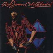 Click here for more info about 'Rick James - Cold Blooded'