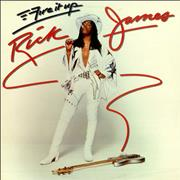 Click here for more info about 'Rick James - Fire It Up'