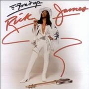Click here for more info about 'Rick James - Fire It Up/Garden Of Love'