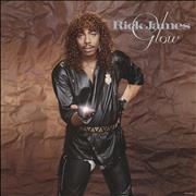 Click here for more info about 'Rick James - Glow - White label'