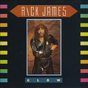 "Rick James Glow UK 7"" vinyl"