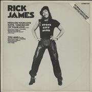 Click here for more info about 'Rick James - High On Your Love Suite'