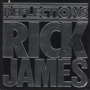 Rick James Reflections - EX USA vinyl LP