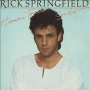 Click here for more info about 'Rick Springfield - Human Touch'