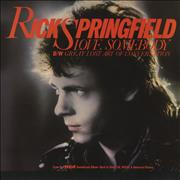 Click here for more info about 'Rick Springfield - Love Somebody'