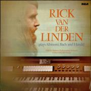 Click here for more info about 'Rick Van Der Linden - Plays Albinoni, Bach And Handel'