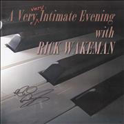 Click here for more info about 'A Very Very Intimate Evening With Rick Wakeman - Autographed'