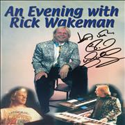 Click here for more info about 'An Evening With Rick Wakeman  - Signed + Ticket Stub'