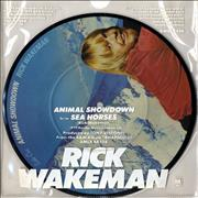 Click here for more info about 'Rick Wakeman - Animal Showdown + PVC sleeve'