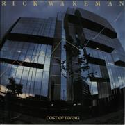 Click here for more info about 'Rick Wakeman - Cost Of Living'