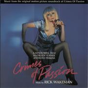 Click here for more info about 'Rick Wakeman - Crimes Of Passion'