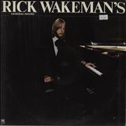 Click here for more info about 'Rick Wakeman - Criminal Record - EX'