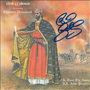 Click here for more info about 'Rick Wakeman - Dont Fly Away - Autographed'