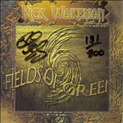 Click here for more info about 'Fields Of Green - Autographed & Numbered'