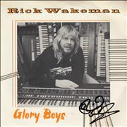 Click here for more info about 'Rick Wakeman - Glory Boys - Autographed'