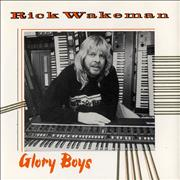 Click here for more info about 'Rick Wakeman - Glory Boys'
