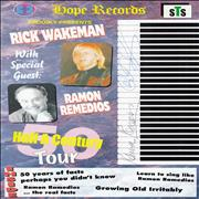Click here for more info about 'Rick Wakeman - Half A Century Tour - Autographed'