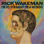 Click here for more info about 'Rick Wakeman - I'm So Straight I'm A Weirdo'