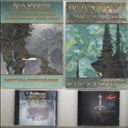 Click here for more info about 'Rick Wakeman - Journey & Myths - LP, CD & Programmes Bundle'