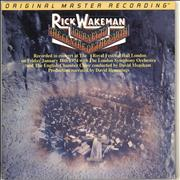 Click here for more info about 'Rick Wakeman - Journey To The Centre Of The Earth - 200gm'