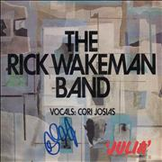 Click here for more info about 'Rick Wakeman - Julia - Autographed'