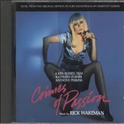 Click here for more info about 'Rick Wakeman - Music from Crimes Of Passion'