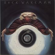 Click here for more info about 'Rick Wakeman - No Earthly Connection + Foil Mirror Insert'