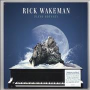Click here for more info about 'Rick Wakeman - Piano Odyssey - Sealed'