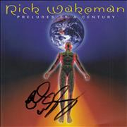 Click here for more info about 'Rick Wakeman - Prelude To A Century - Autographed'