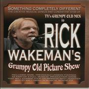 Click here for more info about 'Rick Wakeman - Rick Wakeman's Grumpy Old Picture Show + ticket stub'