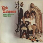 Click here for more info about 'Rick Wakeman - Rock N' Roll Prophet'