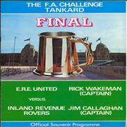 Click here for more info about 'Rick Wakeman - The F.A. Challenge Tankard Final'