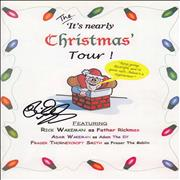 Click here for more info about 'Rick Wakeman - The 'It's Nearly Christmas' Tour! - Autographed'