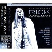 Click here for more info about 'Rick Wakeman - The Masters'