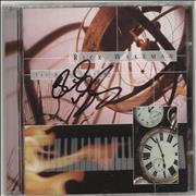 Click here for more info about 'Rick Wakeman - The Piano Album - Autographed'