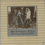 Click here for more info about 'Rick Wakeman - The Six Wives Of Henry VIII - Silver Label'