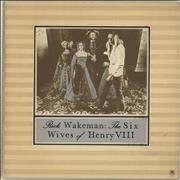 Click here for more info about 'Rick Wakeman - The Six Wives Of Henry VIII'