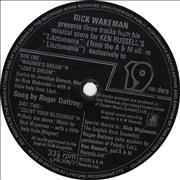 Click here for more info about 'Rick Wakeman - Wagner's Dream Flexi'