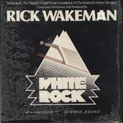 Click here for more info about 'Rick Wakeman - White Rock - shrink'