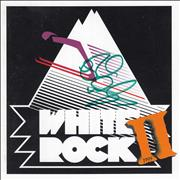 Click here for more info about 'Rick Wakeman - White Rock II - Autographed'