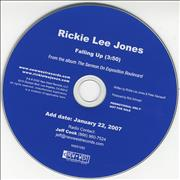Click here for more info about 'Rickie Lee Jones - Falling Up'
