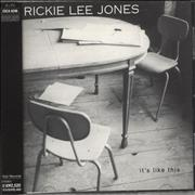 Click here for more info about 'Rickie Lee Jones - It's Like This'
