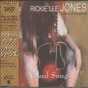 Click here for more info about 'Rickie Lee Jones - Naked Songs - Live And Acoustic'