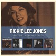 Click here for more info about 'Rickie Lee Jones - Original Album Series'