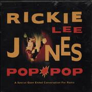 Click here for more info about 'Rickie Lee Jones - Pop Pop'