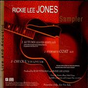 Click here for more info about 'Rickie Lee Jones - Sampler'