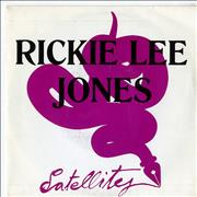 Click here for more info about 'Rickie Lee Jones - Satellites'